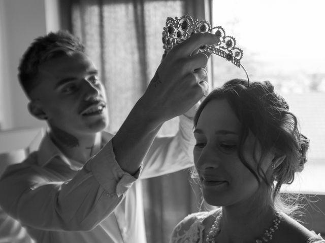 Le mariage de Benjamin et Samantha à Bonneville, Haute-Savoie 15