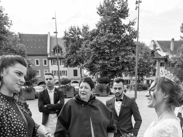 Le mariage de Benjamin et Samantha à Bonneville, Haute-Savoie 22