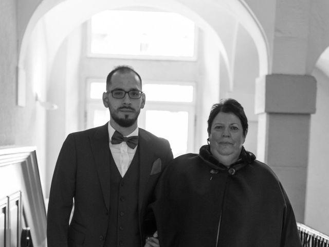 Le mariage de Benjamin et Samantha à Bonneville, Haute-Savoie 26
