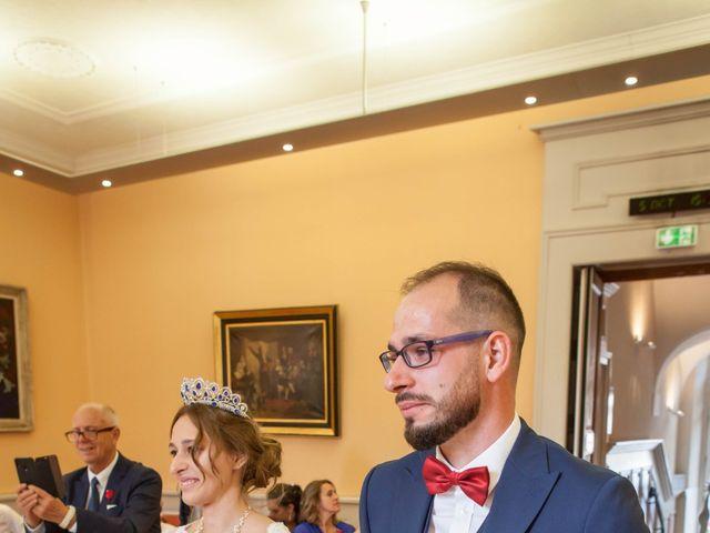 Le mariage de Benjamin et Samantha à Bonneville, Haute-Savoie 29