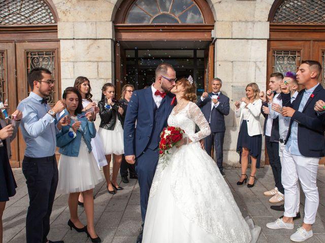 Le mariage de Benjamin et Samantha à Bonneville, Haute-Savoie 36