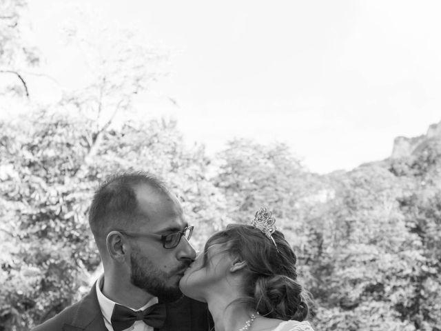 Le mariage de Benjamin et Samantha à Bonneville, Haute-Savoie 42