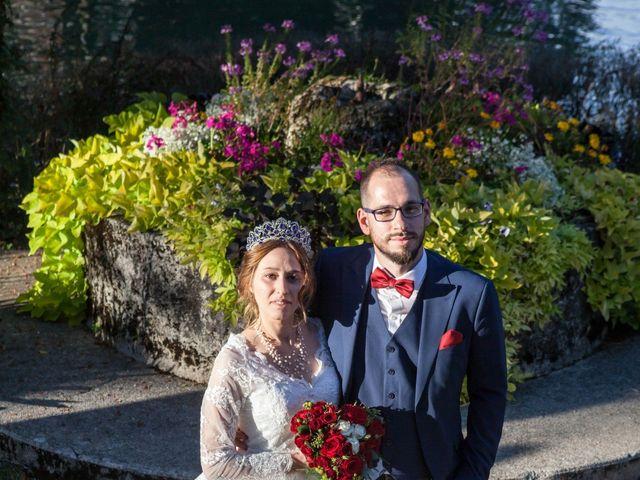 Le mariage de Benjamin et Samantha à Bonneville, Haute-Savoie 46