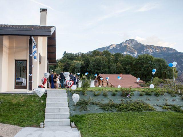 Le mariage de Benjamin et Samantha à Bonneville, Haute-Savoie 55
