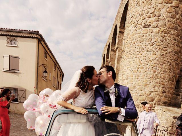 Le mariage de Alban et Pauline à Montpellier, Hérault 14