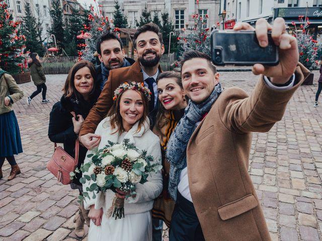 Le mariage de Julien et Christelle à Boulogne-sur-Mer, Pas-de-Calais 50
