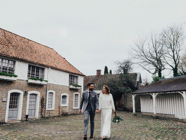 Le mariage de Julien et Christelle à Boulogne-sur-Mer, Pas-de-Calais 54