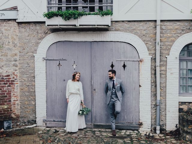 Le mariage de Julien et Christelle à Boulogne-sur-Mer, Pas-de-Calais 55