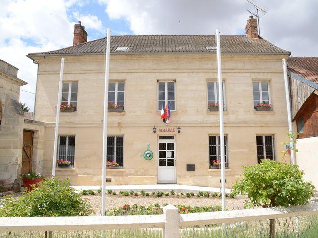 Le mariage de Evan et Ornella à Château-sur-Epte, Eure 1