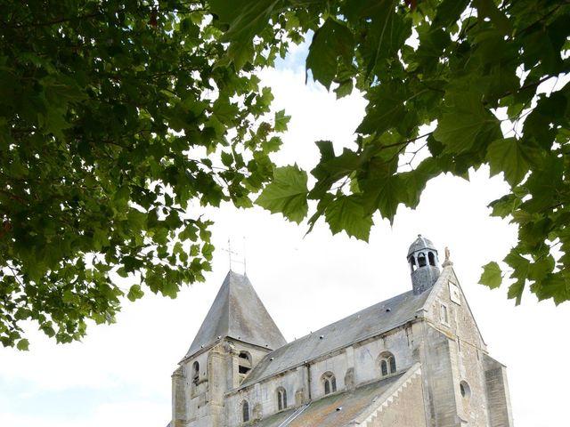 Le mariage de Evan et Ornella à Château-sur-Epte, Eure 4