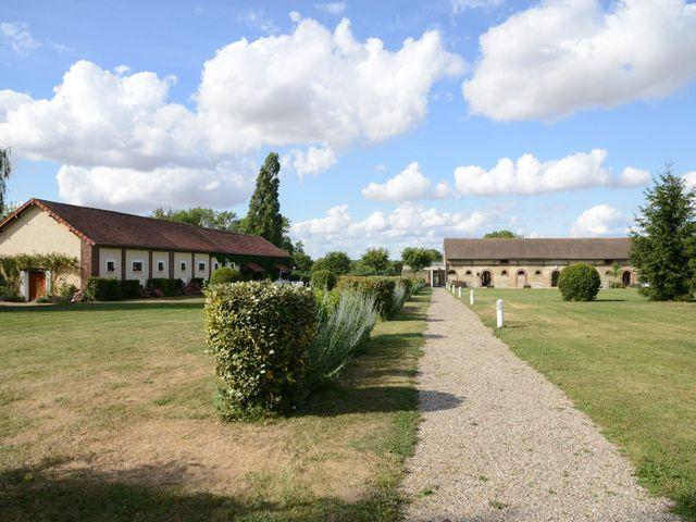 Le mariage de Evan et Ornella à Château-sur-Epte, Eure 8