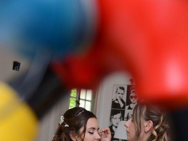 Le mariage de Evan et Ornella à Château-sur-Epte, Eure 26