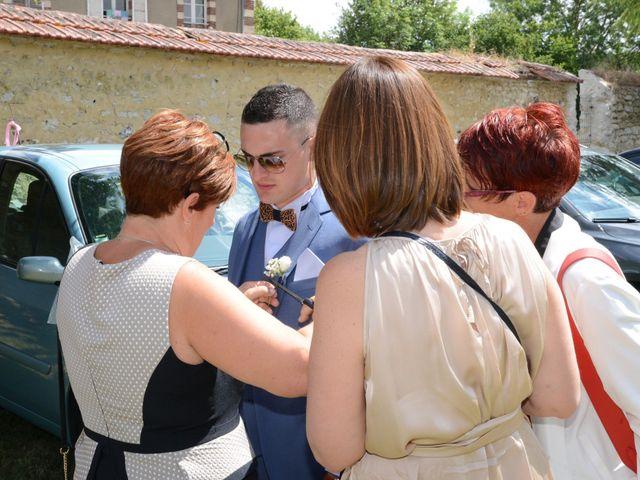 Le mariage de Evan et Ornella à Château-sur-Epte, Eure 29