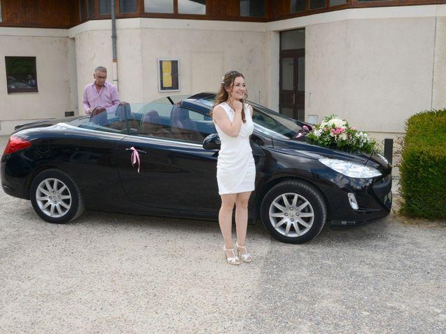 Le mariage de Evan et Ornella à Château-sur-Epte, Eure 30