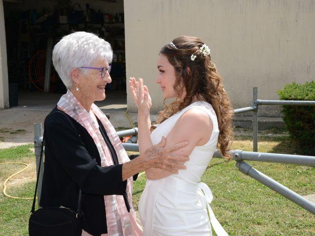 Le mariage de Evan et Ornella à Château-sur-Epte, Eure 31