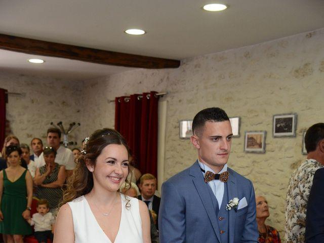 Le mariage de Evan et Ornella à Château-sur-Epte, Eure 35