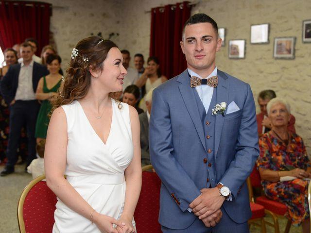 Le mariage de Evan et Ornella à Château-sur-Epte, Eure 39