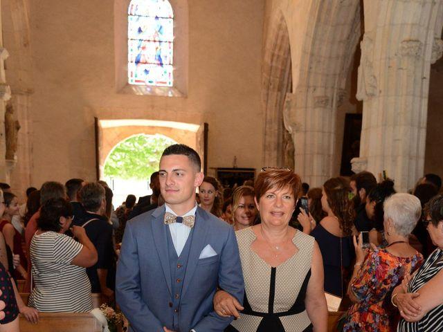 Le mariage de Evan et Ornella à Château-sur-Epte, Eure 45