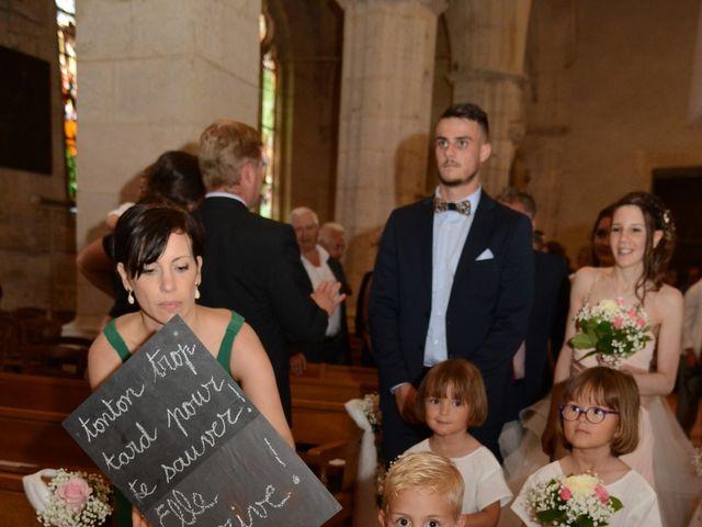 Le mariage de Evan et Ornella à Château-sur-Epte, Eure 47