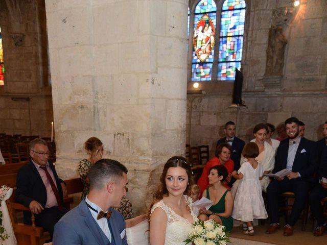 Le mariage de Evan et Ornella à Château-sur-Epte, Eure 49