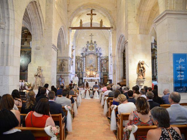 Le mariage de Evan et Ornella à Château-sur-Epte, Eure 51