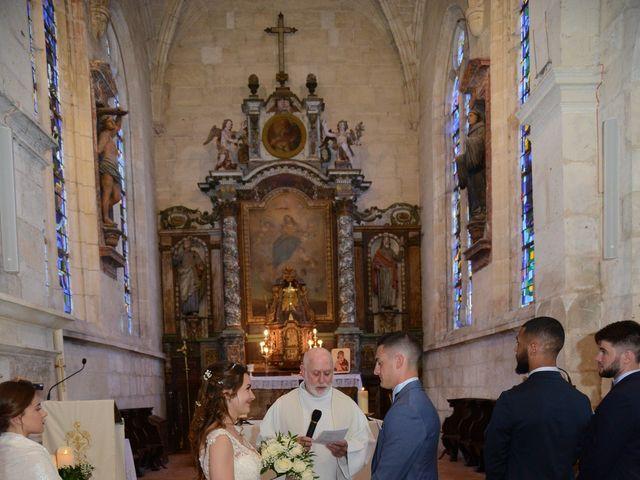 Le mariage de Evan et Ornella à Château-sur-Epte, Eure 54