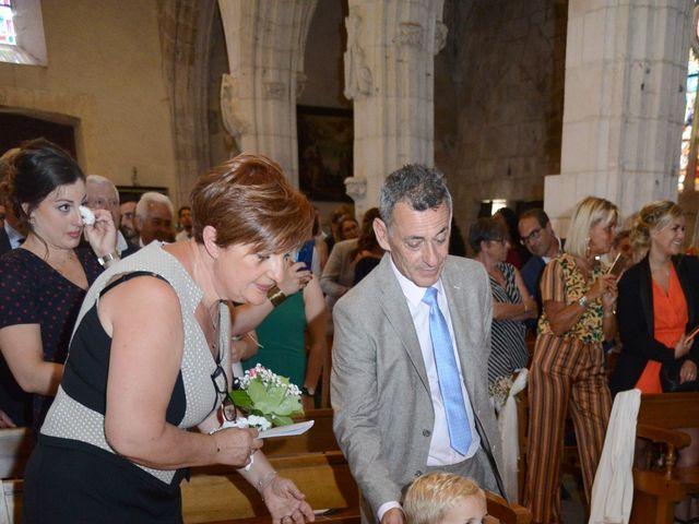Le mariage de Evan et Ornella à Château-sur-Epte, Eure 55