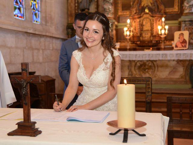 Le mariage de Evan et Ornella à Château-sur-Epte, Eure 59