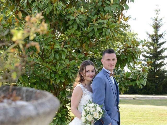 Le mariage de Evan et Ornella à Château-sur-Epte, Eure 66