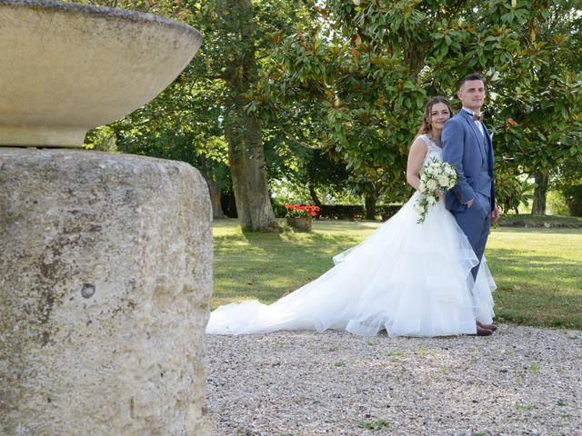 Le mariage de Evan et Ornella à Château-sur-Epte, Eure 67
