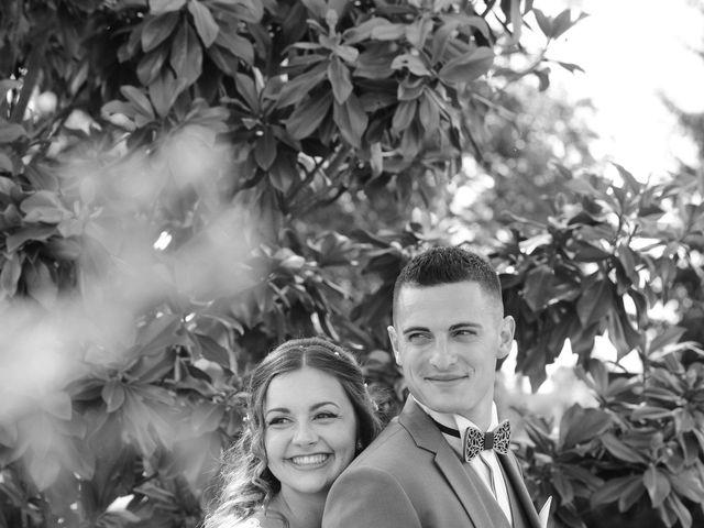 Le mariage de Evan et Ornella à Château-sur-Epte, Eure 68