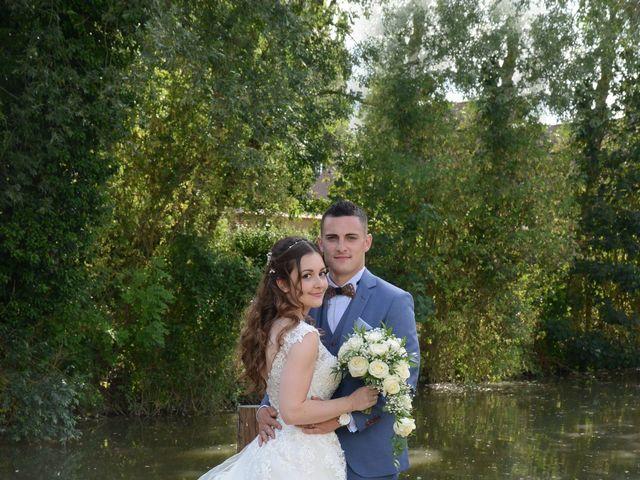Le mariage de Evan et Ornella à Château-sur-Epte, Eure 70