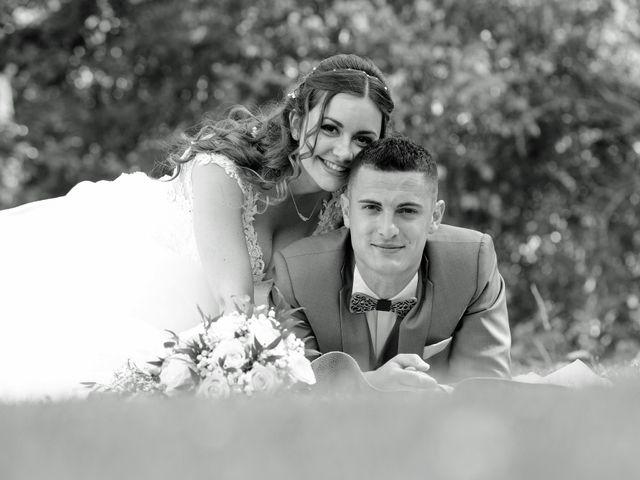 Le mariage de Evan et Ornella à Château-sur-Epte, Eure 71
