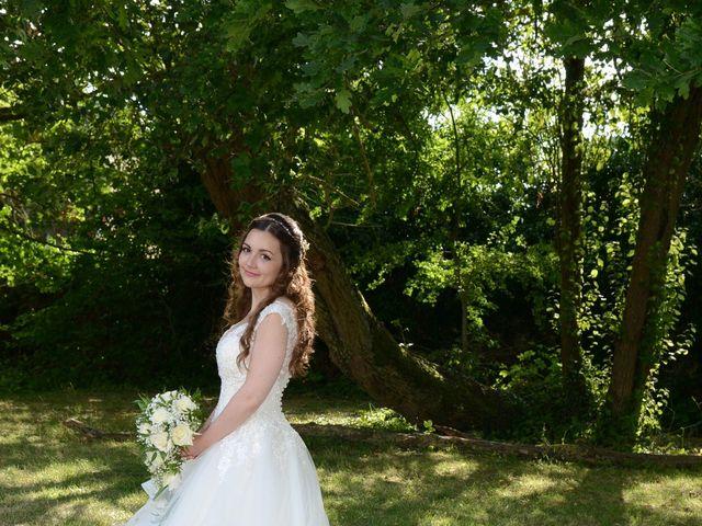 Le mariage de Evan et Ornella à Château-sur-Epte, Eure 86