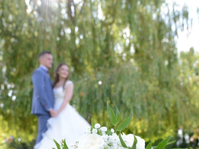 Le mariage de Evan et Ornella à Château-sur-Epte, Eure 90