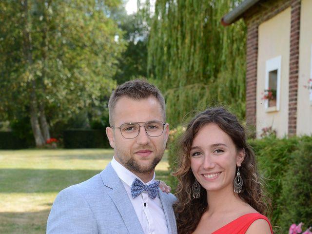Le mariage de Evan et Ornella à Château-sur-Epte, Eure 92