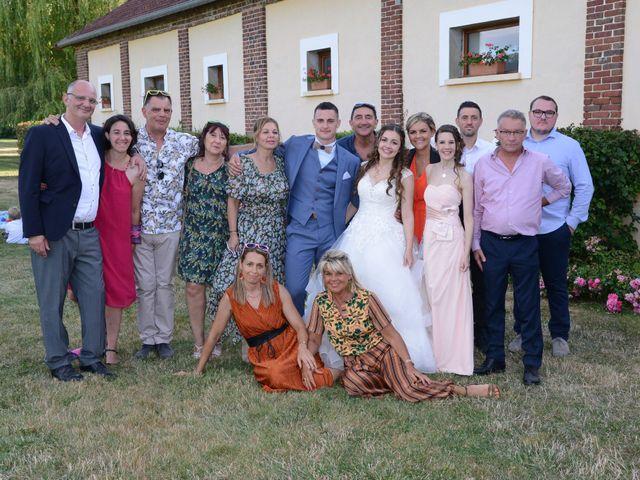 Le mariage de Evan et Ornella à Château-sur-Epte, Eure 97