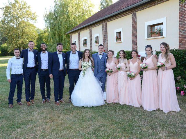 Le mariage de Evan et Ornella à Château-sur-Epte, Eure 98