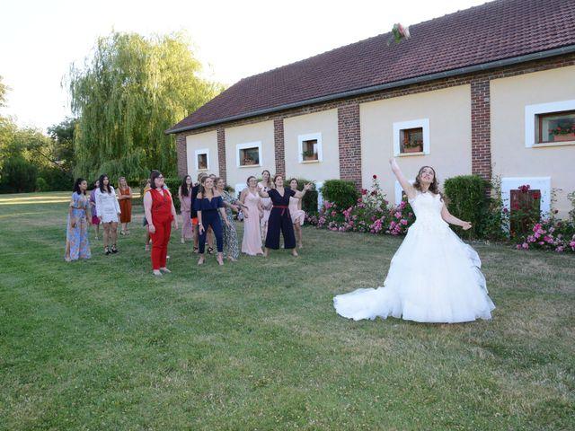 Le mariage de Evan et Ornella à Château-sur-Epte, Eure 101