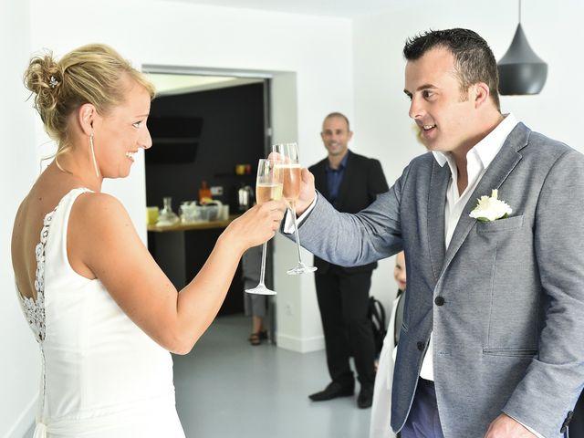 Le mariage de Fabien et Julie à Pont-de-Pany, Côte d'Or 10