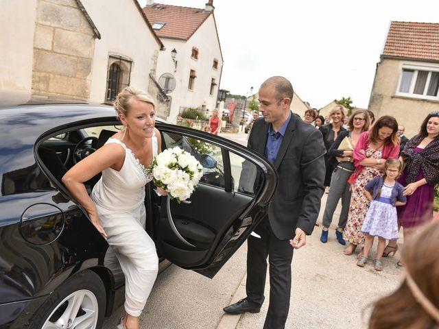 Le mariage de Fabien et Julie à Pont-de-Pany, Côte d'Or 11