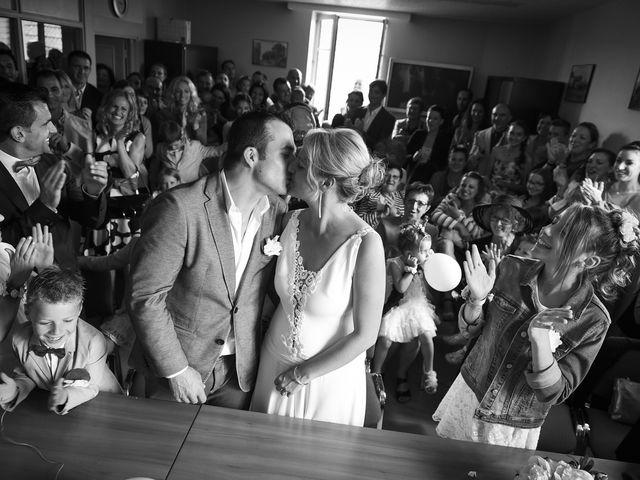 Le mariage de Fabien et Julie à Pont-de-Pany, Côte d'Or 15