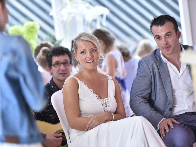 Le mariage de Fabien et Julie à Pont-de-Pany, Côte d'Or 48