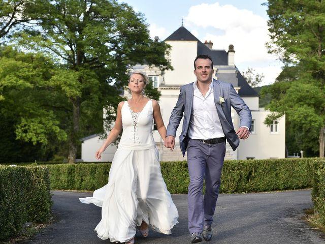 Le mariage de Fabien et Julie à Pont-de-Pany, Côte d'Or 58