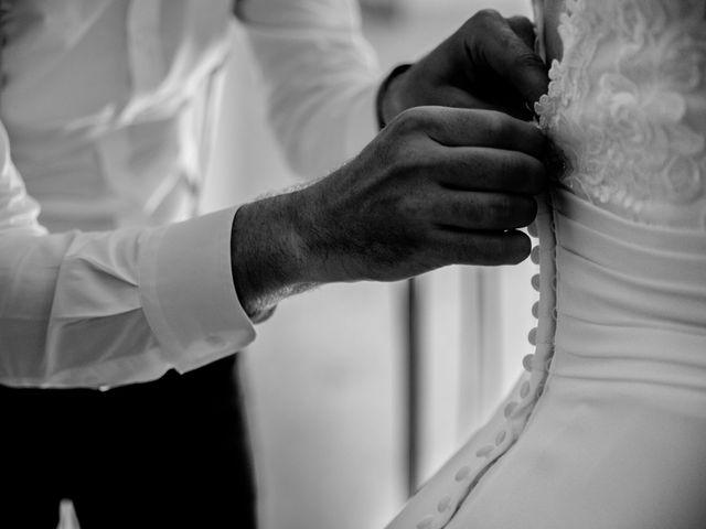 Le mariage de Ludovic et Ophélie à Allemans, Dordogne 9