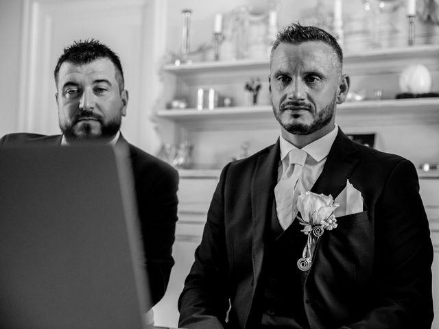 Le mariage de Ludovic et Ophélie à Allemans, Dordogne 13