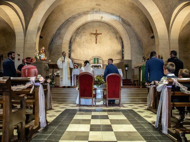 Le mariage de Ludovic et Ophélie à Allemans, Dordogne 18