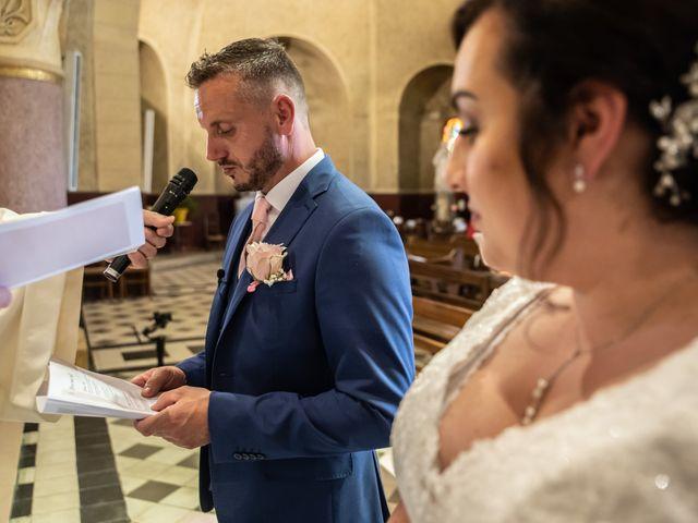 Le mariage de Ludovic et Ophélie à Allemans, Dordogne 19
