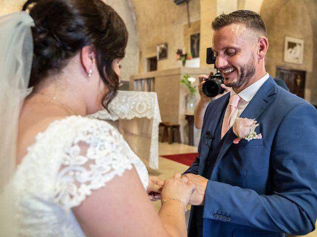 Le mariage de Ludovic et Ophélie à Allemans, Dordogne 20