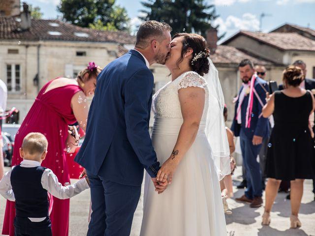 Le mariage de Ludovic et Ophélie à Allemans, Dordogne 23